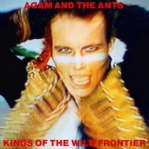 Adam & Ants 'kings Of Wild Frontier' Super Deluxe