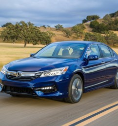honda launches 2017 accord hybrid america s most sophisticated powerful and fuel efficient midsize hybrid  [ 2700 x 1800 Pixel ]