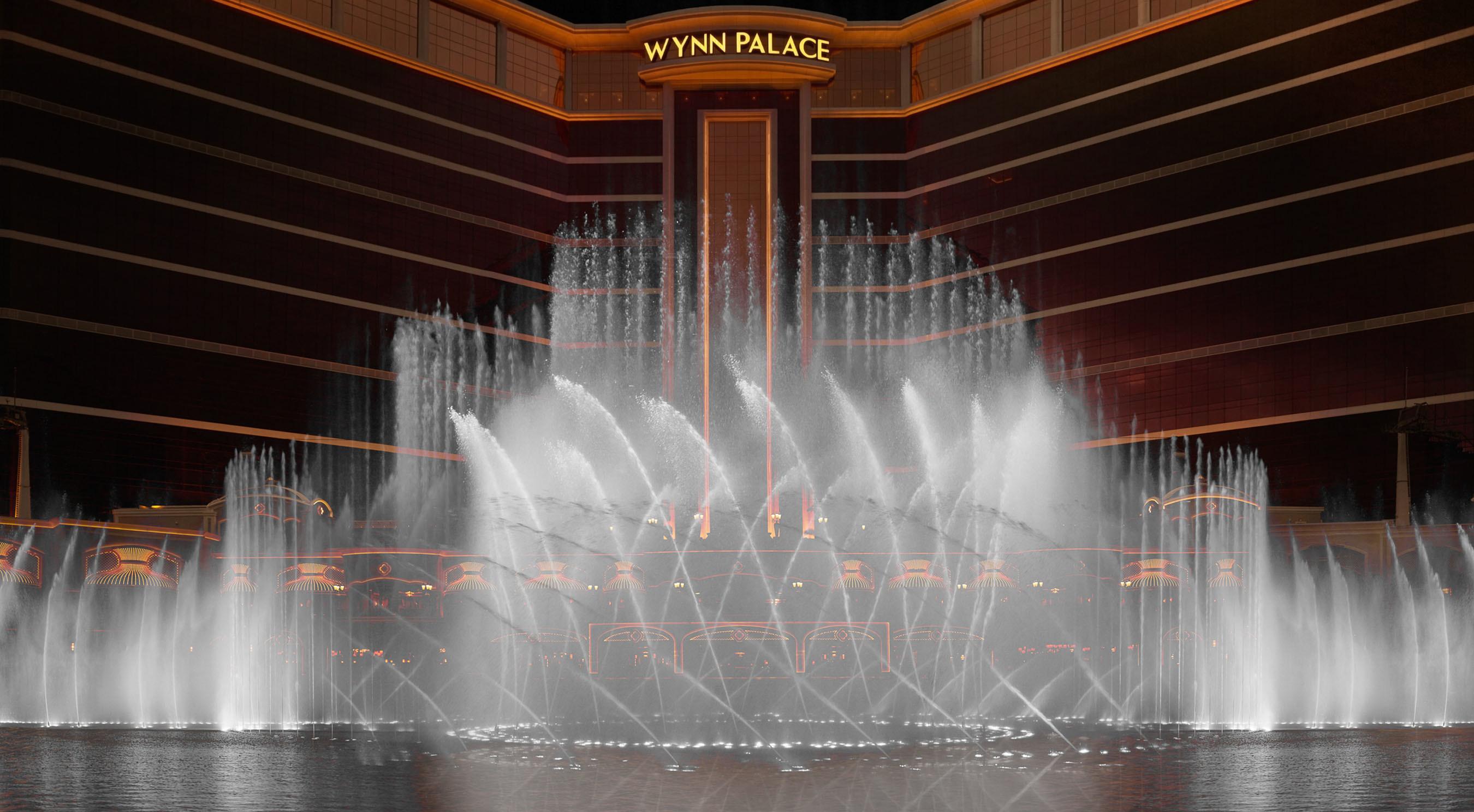 Wynn Palace Now Open in Cotai. Macau