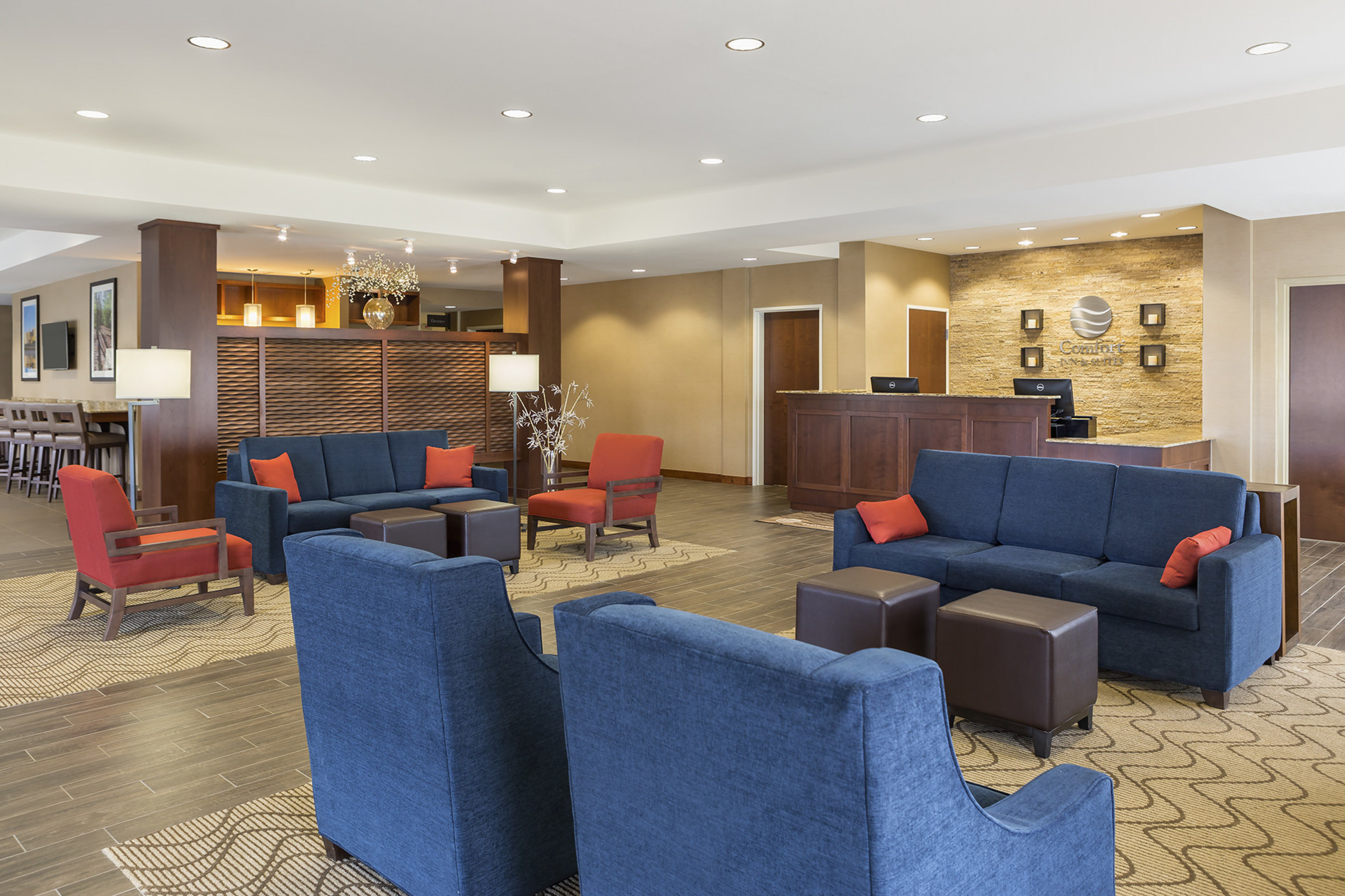 Choice Hotels Comfort Inn Lobby