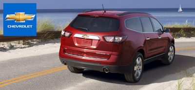 2014 Chevy Traverse Is Big On Suv Value