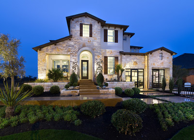 Standard Pacific Homes Debuts New Model In The Golf Course