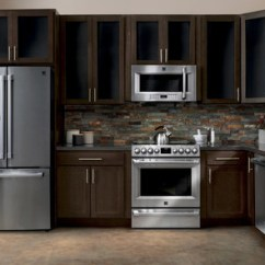 Kitchen Appliance Suite Unfinished Cabinets New Kenmore Pro Delivers Luxury Performance The At An Affordable Price