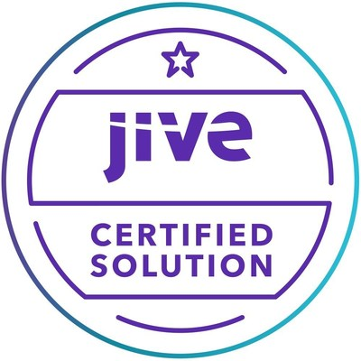 Jive Announces New Certified Technology Program For Partner Integrations On The Industrys