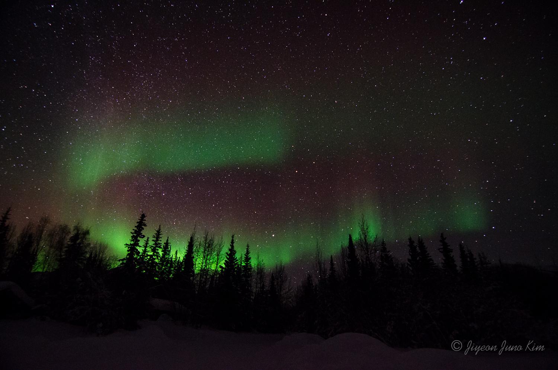 Coldfoot Alaska Northern Lights