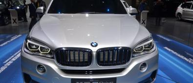 BMW New X5 XDRIVE40E 2014 Model Pictures (3)