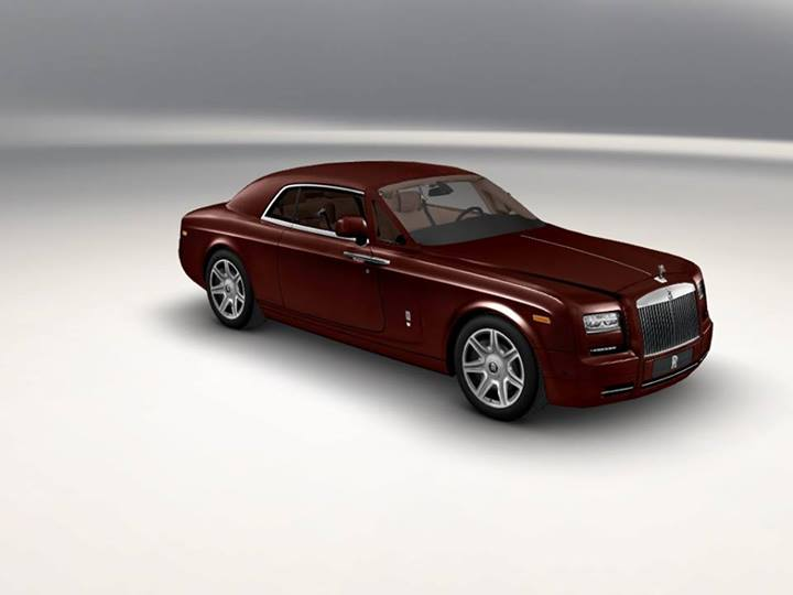 Rolls-Royce Motor Cars Latest Pictures (2)