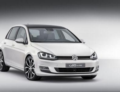 Volkswagen 2014 Celebrates 40th Anniversary Golf With The Golf Edition Pictures (5)