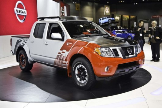NISSAN PICKUP NEXT GENERATION 2015 PICTURES 0006
