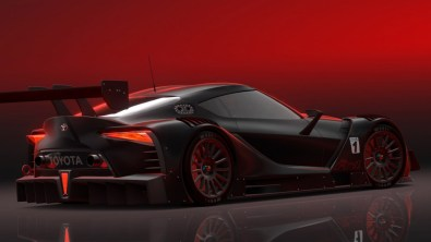 Toyota Ft-1 Vision 2015 Racing Car Hd Pictures (2)