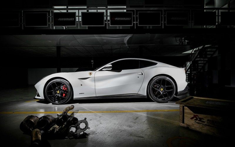 PP-Performance upgrades the Ferrari F12 Berlinetta Pics