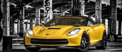 Free Corvette Stingray Wallpapers