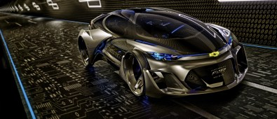 The Chevrolet FNR concept 2015 Wallpapers
