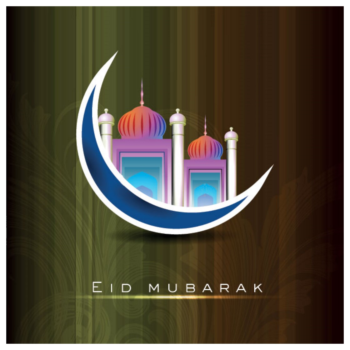 Handmade Cards Collection for Eid 2015-2016