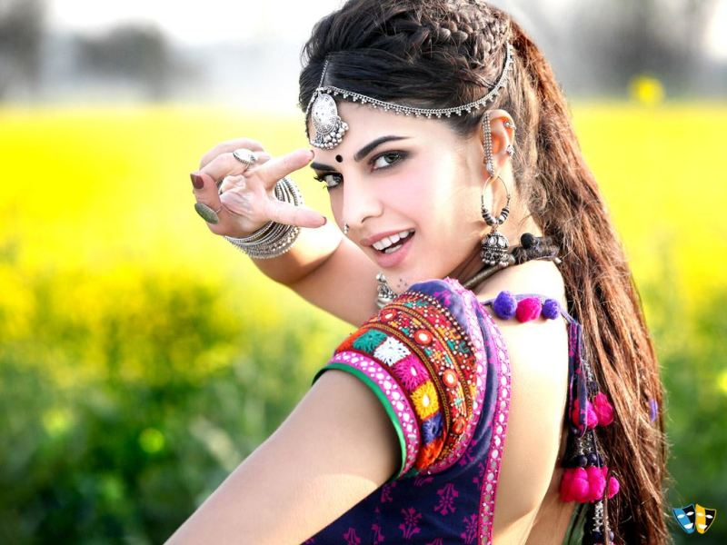 Punjabi Dress Jacqueline Fernandez Wallpapers