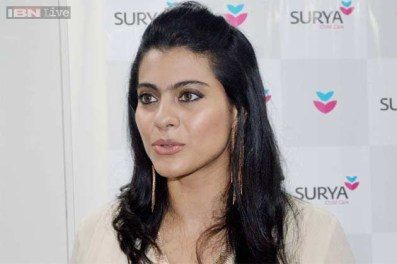 Kajol Devgan Lips Wallpapers