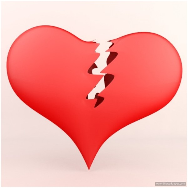 Broken Heart Images With Quotes
