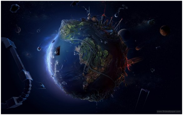 Latest Globe Earth Wallpapers 2018