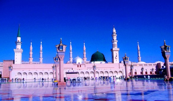 Masjid Nabawi Pictures Hd