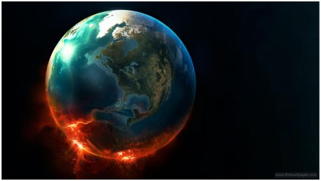 Wallpapers of 3D Images of Earth