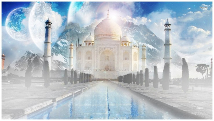 Taj Mahal Free Download HD Images
