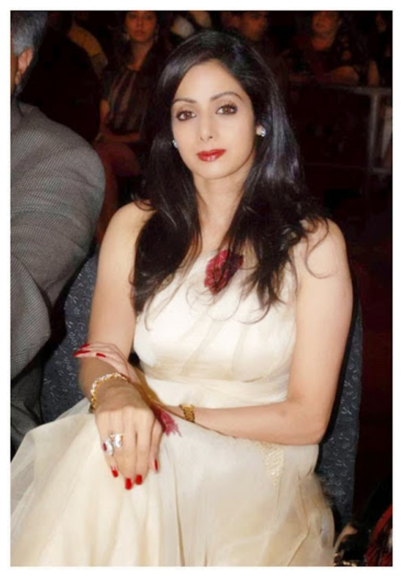 Beautiful Sridevi HD Wallpapers Images