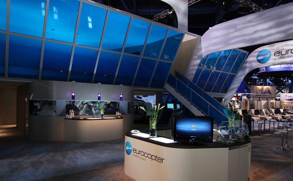 Island Exhibits  Custom Trade Show Exhibits  Booths