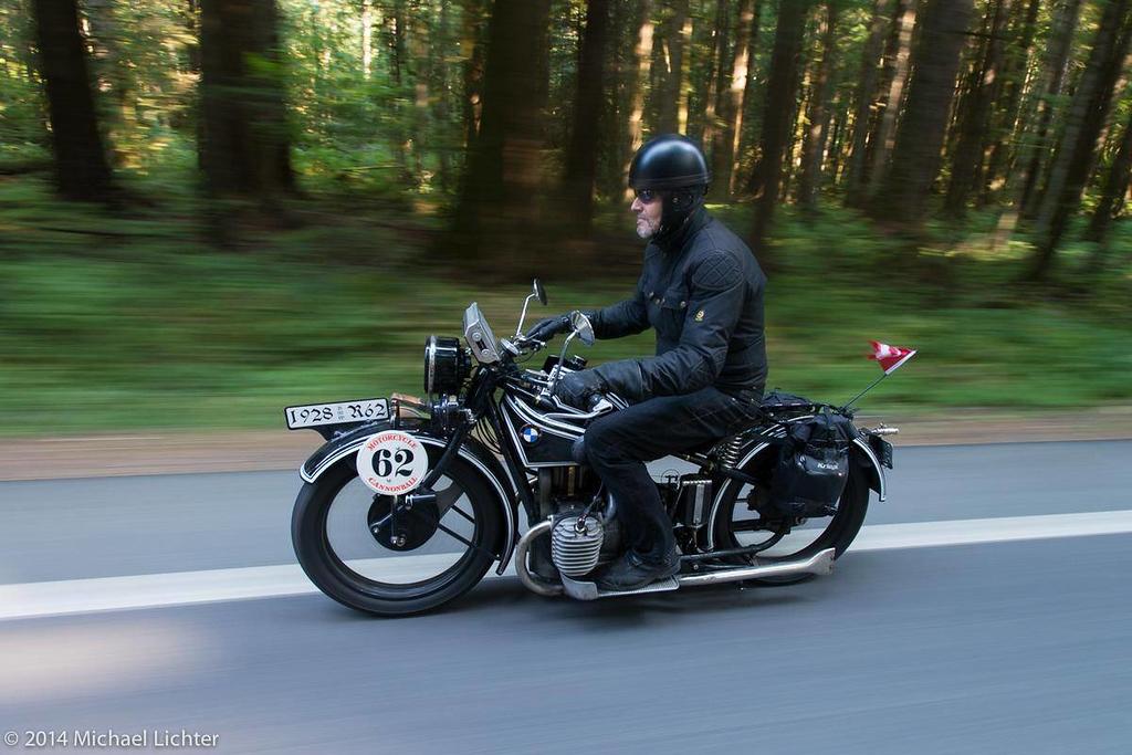 New Auction Bike – 1928 BMW R62