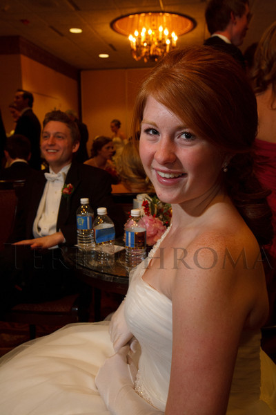 Berit Backes And One Of Her Escorts Matthew Rodgers The 56th Annual Denver Debutante