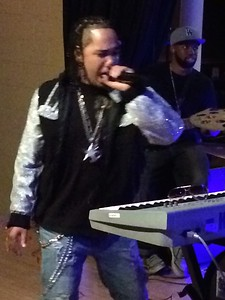0eb482369099 Iyse Gibson is one of Memphis  more prominent young R   B artists