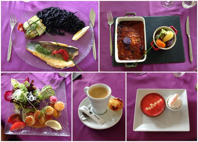 A Decadent Lunch at L'hôtel restaurant La Vallée in France