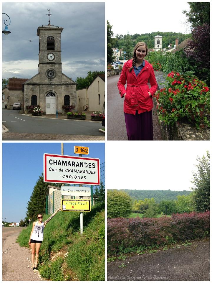 The Beauty of Chamarandes Choignes Ville Fleuri