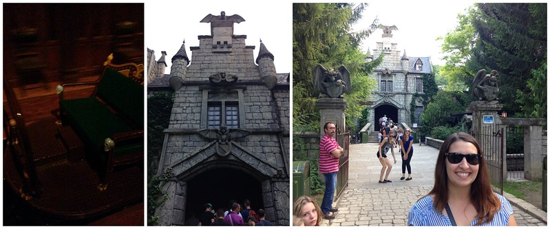 The Haunted Mansion Copycat Ride at France's Parc Nigloland