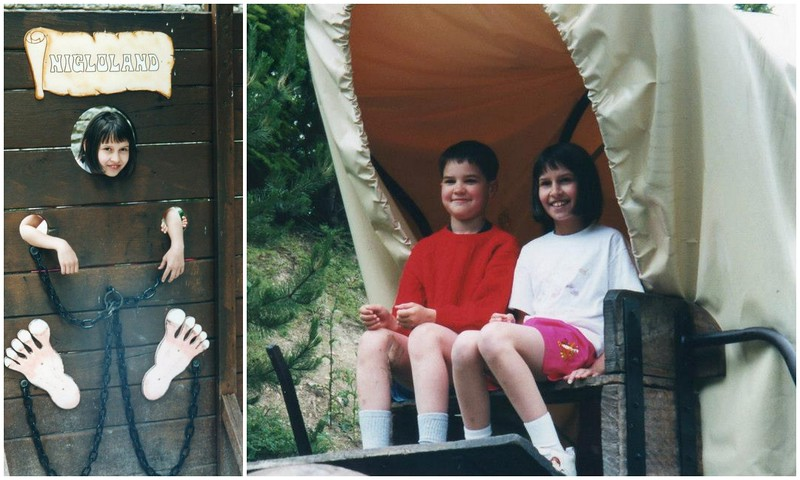 Vintage French Nigloland - Visiting Nigloland in the Nineties