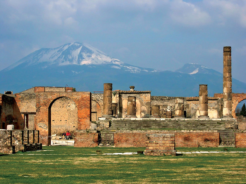 Pompeii and Vesuvius by AP Tours
