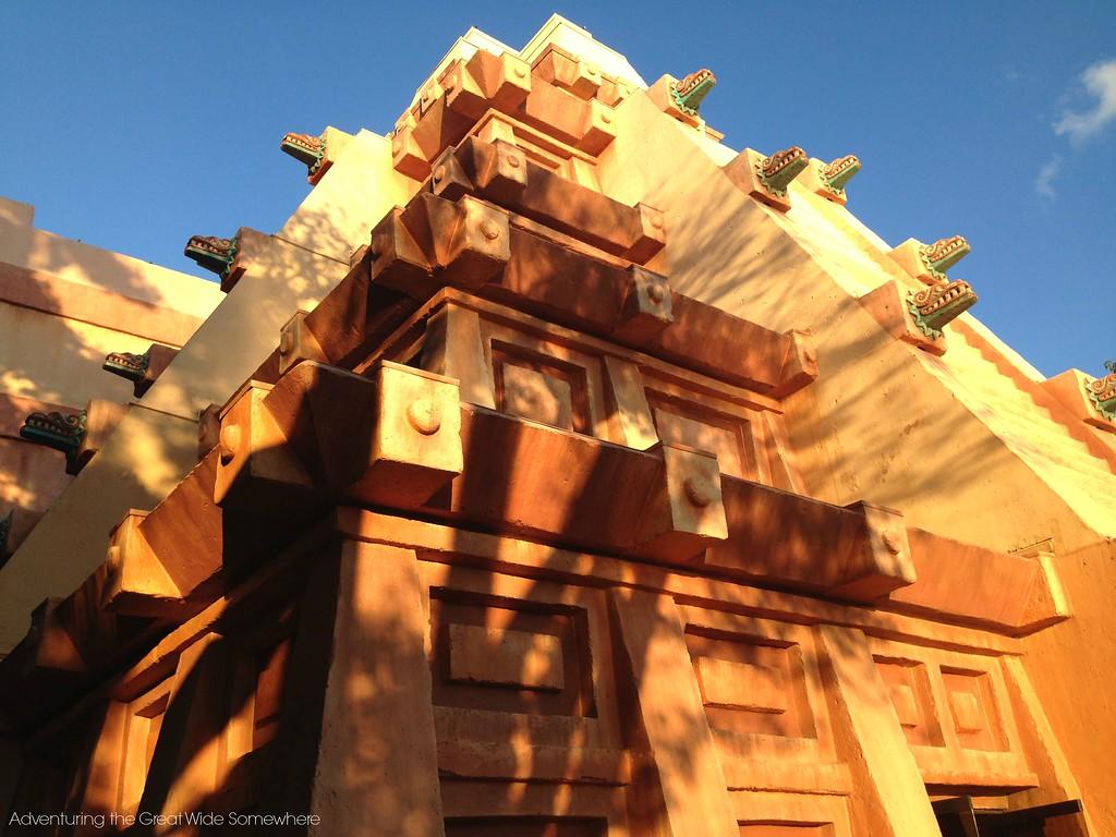 The Mexico Pavilion at Epcot, Walt Disney World