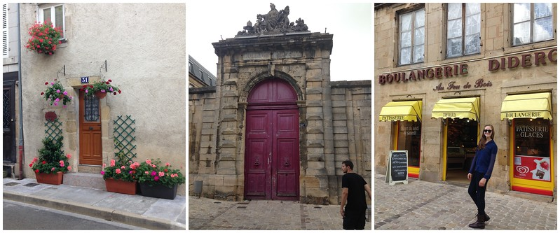 Lovely Street Scenes From the Fortified City of Langres, France