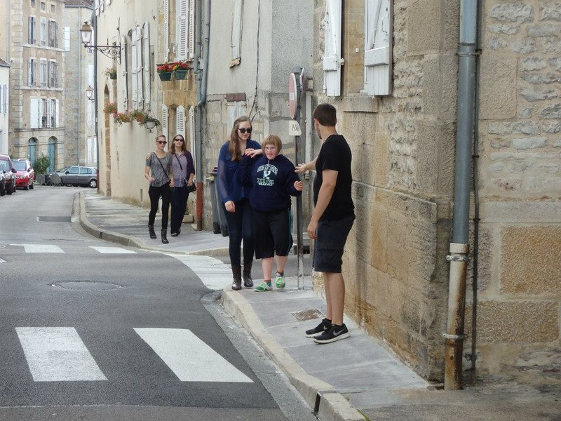 Strolling Along the Beautiful Streets of Langres, France