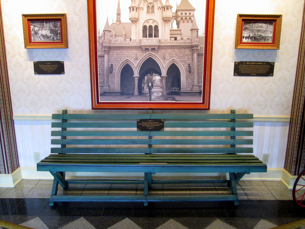 The Griffith Park Bench Where Walt Disney First Dreamed Up Disneyland