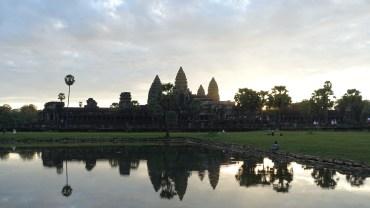 Siem Reap – Day 2 -Angkor Park Complex