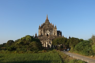 Bagan – That Byin Nyu Temple