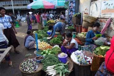 Nyaung U – Local Market