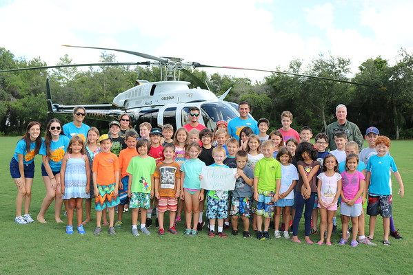 2016 Summer Breakout - Osceola County Sheriff's Visit