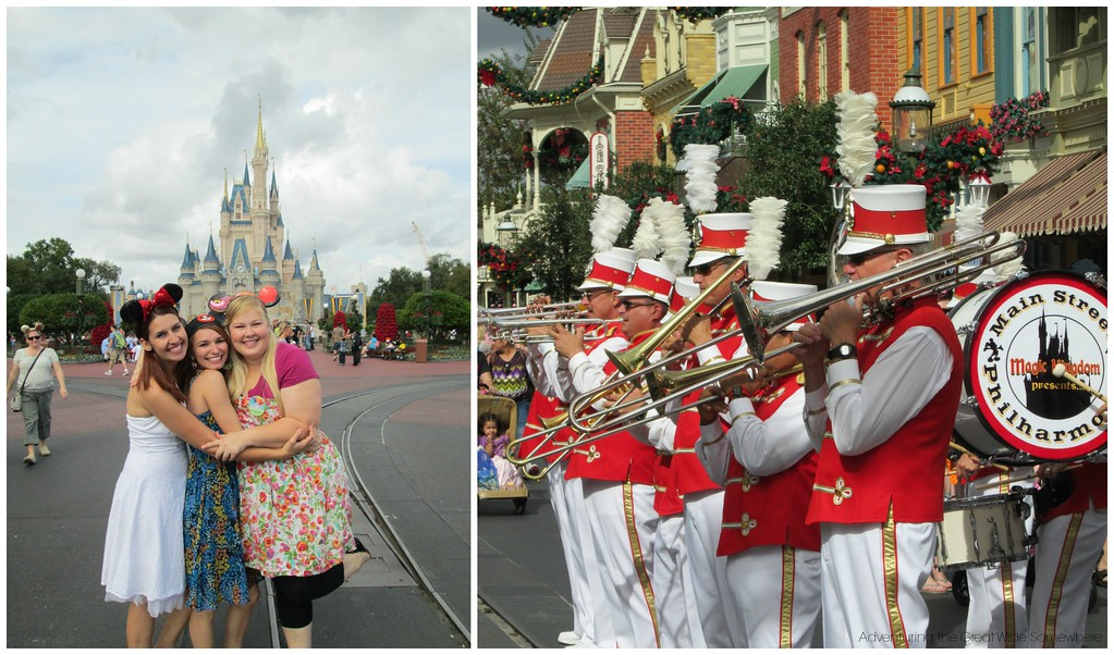Disney Magic on Main Street USA Orlando