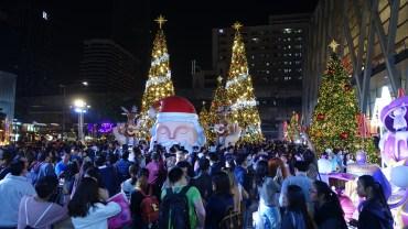 Christmas in Bangkok – Central World