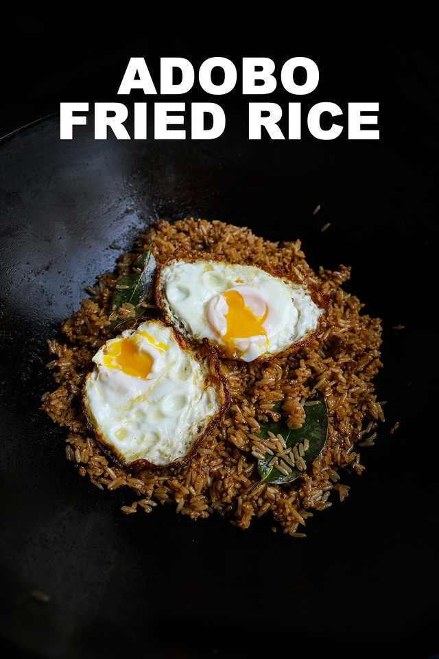 Pork Adobo Fried Rice