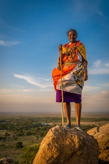 eliminating FGM among the Maasai