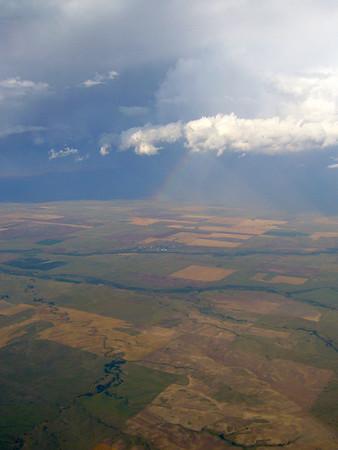 sky rainbow