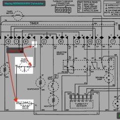 Maytag Dishwasher Wiring Diagram Trail Tech Vapour Worksheet And Dishwashers Appliantology Rh Smugmug Com Quiet Series 300 Schematics