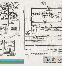 wiring diagrams and schematics appliantology admiral refrigerator wiring schematic [ 1274 x 960 Pixel ]